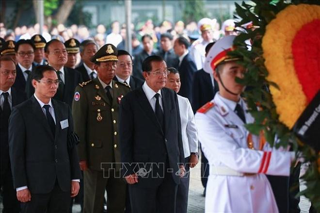 Xúc động những dòng tiễn biệt nguyên Chủ tịch nước, Đại tướng Lê Đức Anh  - Ảnh 6
