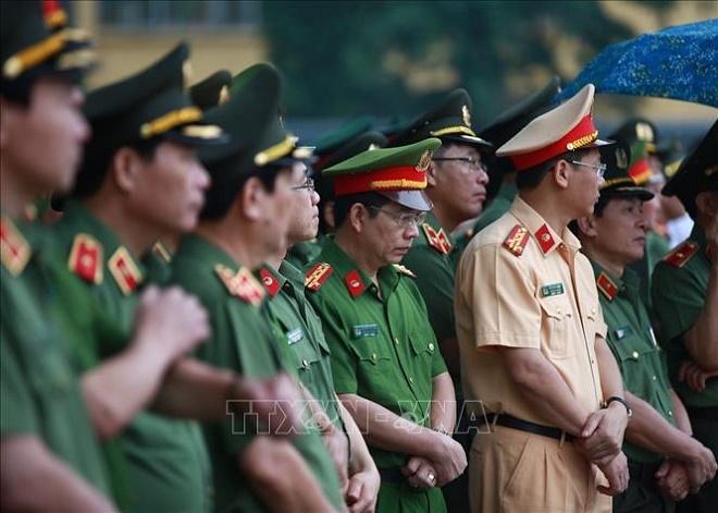 Cử hành trọng thể Lễ Quốc tang nguyên Chủ tịch nước, Đại tướng Lê Đức Anh - Ảnh 11