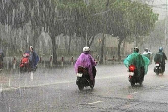Dự báo thời tiết ngày 9/5: Hà Nội mưa rào về đêm và sáng sớm - Ảnh 1