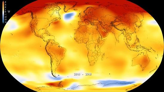2019 sẽ là năm nắng nóng nhất trong lịch sử? - Ảnh 1