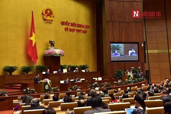 Bế mạc kỳ họp thứ 7, Quốc hội khóa XIV - Ảnh 1