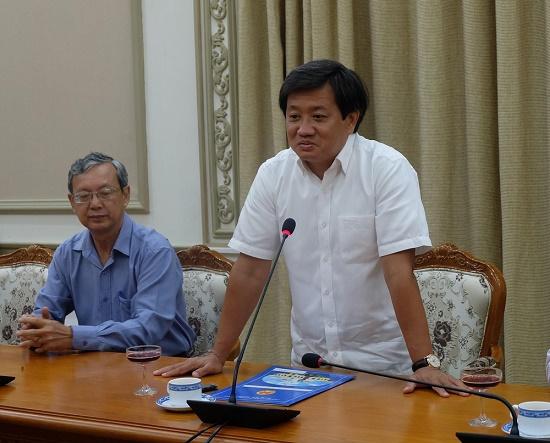 Ông Đoàn Ngọc Hải xin từ chức: Sở Nội vụ TP.HCM thông tin chi tiết - Ảnh 2