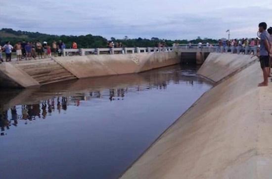 Hà Tĩnh: Đi tắm trên kênh Ngàn Tươi, người đàn ông tử vong vì đuối nước - Ảnh 1