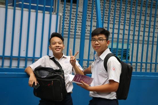 """Đề thi Văn lớp 10 tại TP.HCM: """"Đề năm nay quá hay, phù hợp chuẩn kiến thức"""" - Ảnh 4"""