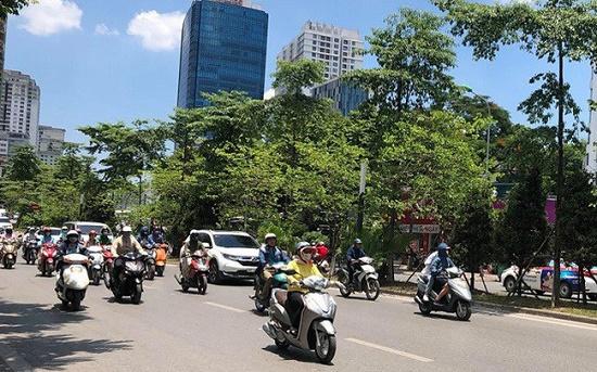 Dự báo thời tiết hôm nay (27/6): Hà Nội nắng nóng gay gắt trên 40 độ C - Ảnh 1