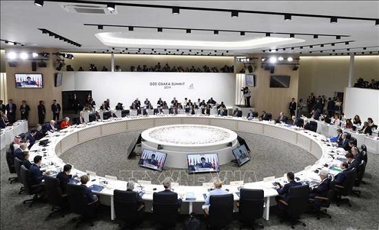 Thủ tướng Nguyễn Xuân Phúc dự Hội nghị cấp cao G20 - Ảnh 5