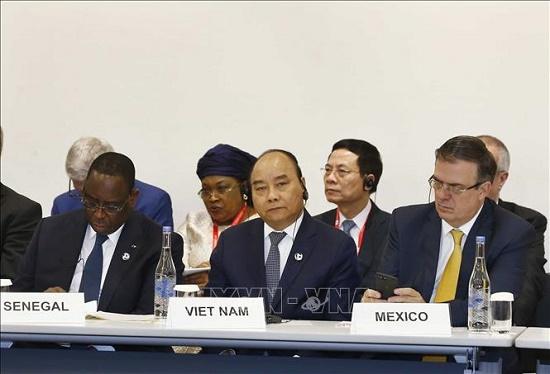 Thủ tướng Nguyễn Xuân Phúc dự Hội nghị cấp cao G20 - Ảnh 6