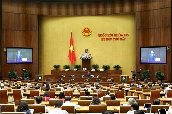 Tranh luận đến cùng tại Quốc hội, làm sáng tỏ những vấn đề xã hội quan tâm - Ảnh 1