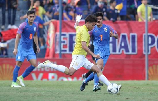 Vượt qua Thái Lan, Ấn Độ giành hạng 3 tại King's Cup 2019 - Ảnh 1