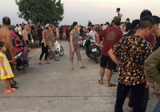 Nghệ An: Ra sông tắm mát, học sinh lớp 3 chết đuối thương tâm - Ảnh 2