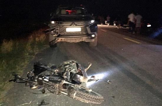 Tiết lộ nguyên nhân vụ ô tô 7 chỗ tông 3 em nhỏ tử vong tại Hà Tĩnh - Ảnh 1