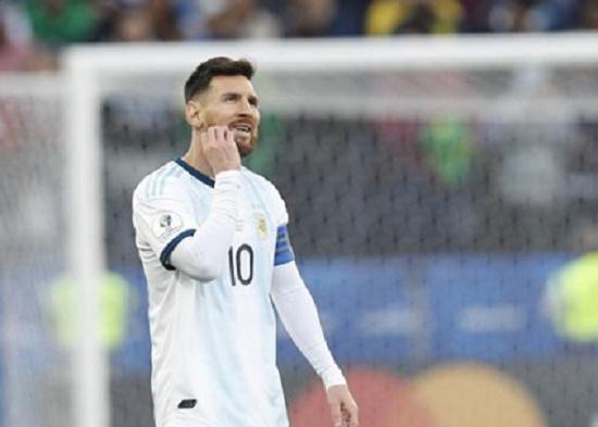 Messi giành danh hiệu Quả bóng Vàng đặc biệt tại Copa America 2019 - Ảnh 1