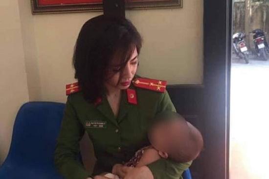 Hà Nội: Kịp thời giải cứu người đàn ông ôm con gái 7 tháng tuổi nhảy cầu tự tử - Ảnh 1