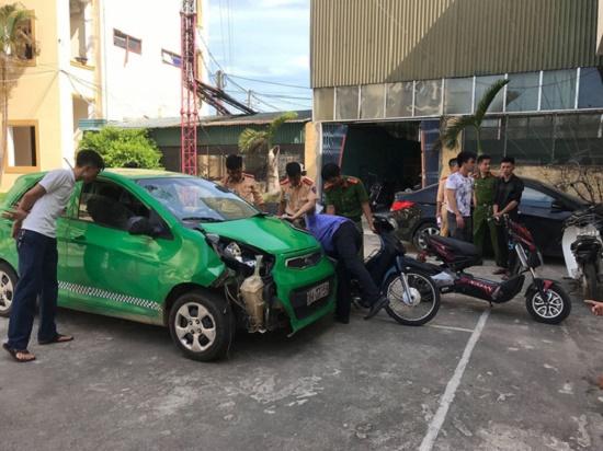 Hà Tĩnh: Bắt giữ tài xế gây tai nạn liên hoàn rồi bỏ trốn - Ảnh 1