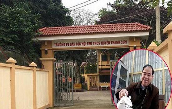 Vụ hiệu trưởng dâm ô hàng loạt nam sinh ở Phú Thọ: Tòa trả hồ sơ điều tra bổ sung - Ảnh 1