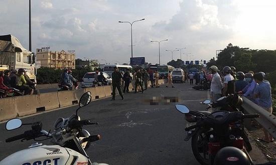 Cà Mau: Truy tìm tài xế tông nữ công nhân quét rác tử vong rồi bỏ chạy - Ảnh 2