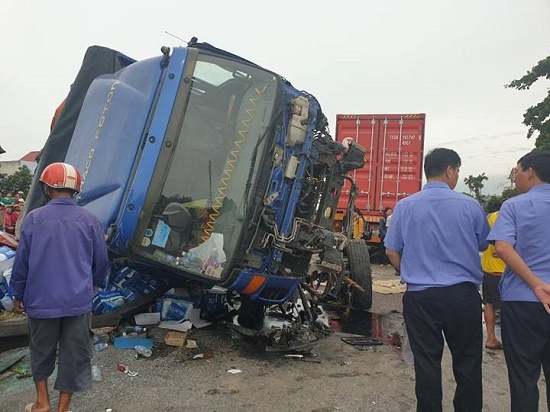 Vụ tai nạn 5 người tử vong tại Hải Dương: Xót xa gia cảnh cặp vợ chồng công nhân gặp nạn - Ảnh 2