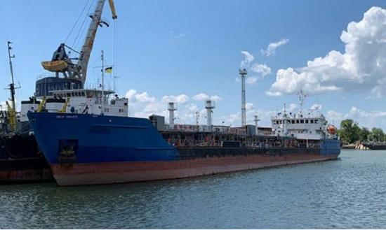 Nga xác nhận Ukraine thả các thủy thủ tàu dầu bị bắt ở Biển Đen - Ảnh 1