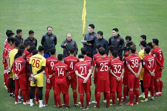 VFF lần đầu tiên từ chối nguyện vọng của HLV Park Hang Seo - Ảnh 1