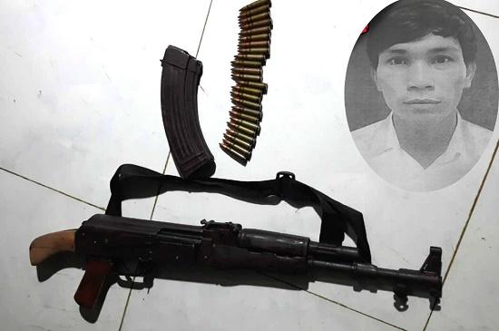 Truy nã nghi phạm dùng súng AK bắn người tình rồi bỏ trốn cùng con trai 10 tuổi - Ảnh 1