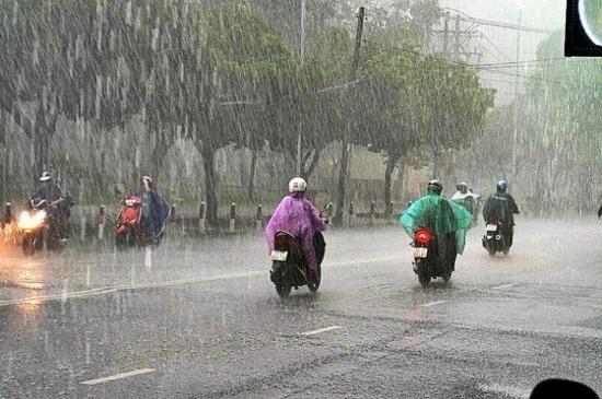 Tin tức dự báo thời tiết mới nóng nhất trong hôm nay 3/7/2019: Hà Nội chiều có mưa dông, gió giật mạnh - Ảnh 1