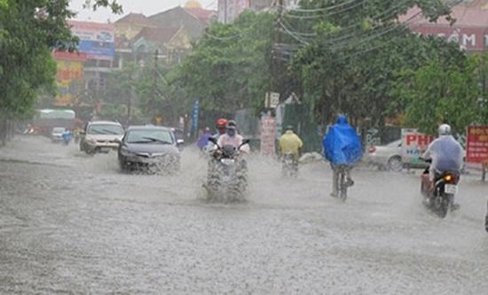 Tin tức dự báo thời tiết mới nhất hôm nay 30/7: Hà Nội có mưa rào và dông rải rác - Ảnh 1