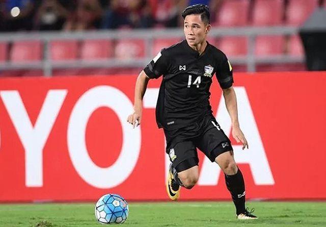 Lộ diện nhân tố bí ẩn của đội tuyển Thái Lan trước vòng loại World Cup 2022 - Ảnh 1