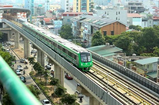 Hà Nội giải thích việc vay lại 98 triệu USD vận hành đường sắt Cát Linh - Hà Đông - Ảnh 1