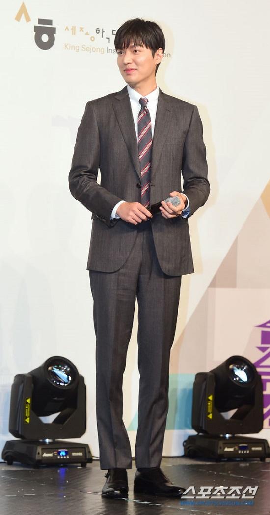 Mỹ nam Hàn Quốc Lee Min Ho đẹp 'gây thương nhớ' trong sự kiện mới - Ảnh 4
