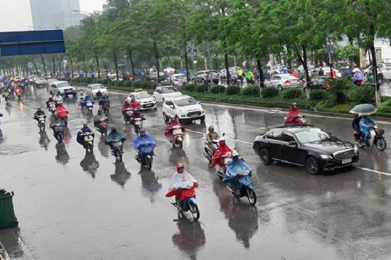 Tin tức dự báo thời tiết mới nhất hôm nay 16/8/2019: Hà Nội có mưa rào và dông - Ảnh 1