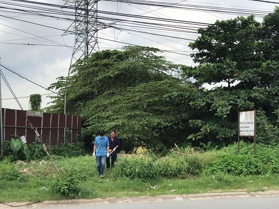 Bình Dương: Nam thanh niên tá hỏa phát hiện thi thể người đàn ông tại bãi đất trống - Ảnh 1