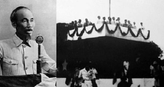 Nhớ những ngày tháng 8/1945 hào hùng qua ảnh tư liệu - Ảnh 11