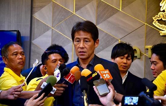 HLV Akira Nishino chưa chốt trợ lý người Thái Lan dù World Cup 2022 sắp đến gần - Ảnh 1