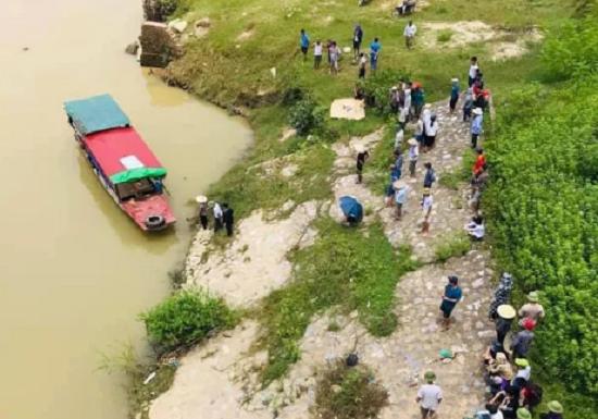 Bắc Giang: Người phụ nữ tử vong sau khi bơi ra giữa sông Cầu - Ảnh 1