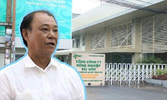 Cựu Tổng Giám đốc SAGRI Lê Tấn Hùng bị khởi tố thêm tội tham ô tài sản - Ảnh 1