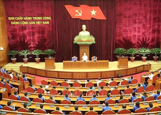 Tổng Bí thư, Chủ tịch nước Nguyễn Phú Trọng gặp mặt đảng viên trẻ tiêu biểu làm theo lời Bác - Ảnh 5