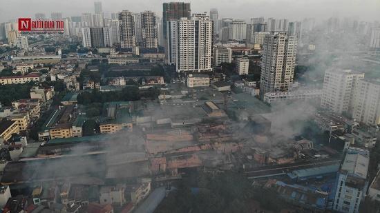 Công ty bóng đèn phích nước Rạng Đông tan hoang sau vụ cháy kinh hoàng - Ảnh 10