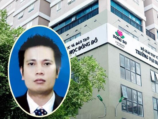 Chủ tịch HĐQT đại học Đông Đô Trần Khắc Hùng bị truy nã: Khi doanh nhân đi làm giáo dục - Ảnh 1