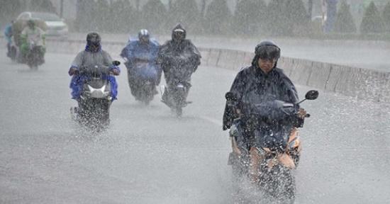 Tin tức dự báo thời tiết mới nhất hôm nay 1/9/2019: Áp thấp nhiệt đới tăng mạnh gây mưa diện rộng - Ảnh 1