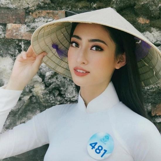 Hoa hậu Lương Thùy Linh xuất hiện rạng rỡ cùng dàn á hậu sau đêm đăng quang - Ảnh 8