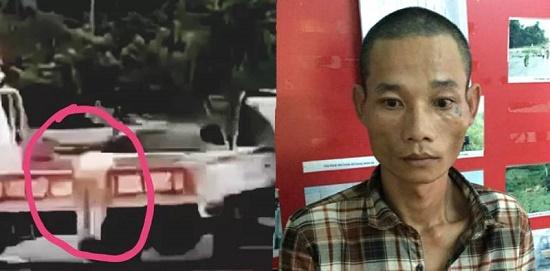 Khởi tố đối tượng điều khiển ô tô chở gỗ tông thẳng xe CSGT ở Gia Lai - Ảnh 1