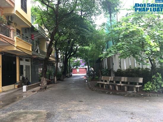 Hai tuần sau vụ cháy công ty Rạng Đông: Chung cư lác đác đèn, phố Hạ Đình đìu hiu khác lạ - Ảnh 22