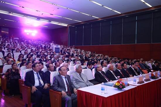 [Chùm ảnh] Các đại biểu tham dự Đại hội Đại biểu toàn quốc Hội Luật gia Việt Nam lần thứ XIII - Ảnh 13