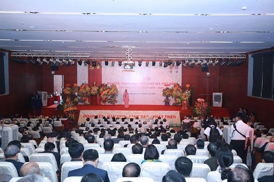 [Chùm ảnh] Các đại biểu tham dự Đại hội Đại biểu toàn quốc Hội Luật gia Việt Nam lần thứ XIII - Ảnh 14