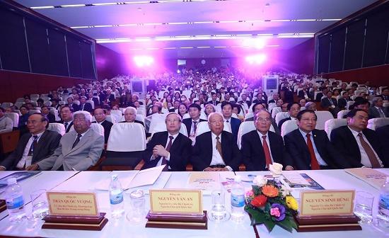 [Chùm ảnh] Các đại biểu tham dự Đại hội Đại biểu toàn quốc Hội Luật gia Việt Nam lần thứ XIII - Ảnh 17