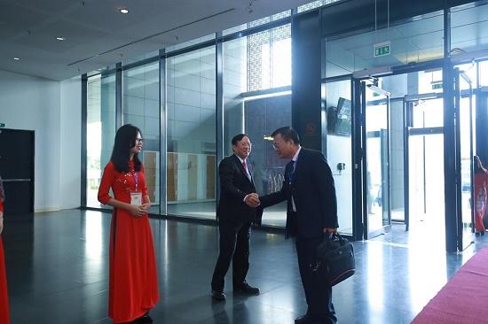 [Chùm ảnh] Các đại biểu tham dự Đại hội Đại biểu toàn quốc Hội Luật gia Việt Nam lần thứ XIII - Ảnh 5