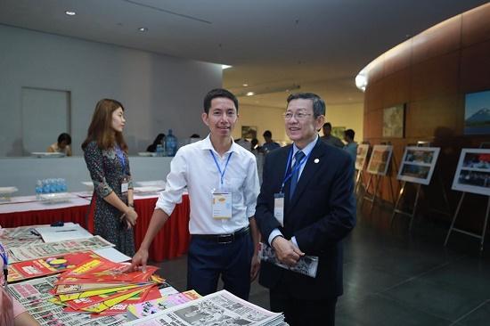 [Chùm ảnh] Các đại biểu tham dự Đại hội Đại biểu toàn quốc Hội Luật gia Việt Nam lần thứ XIII - Ảnh 6