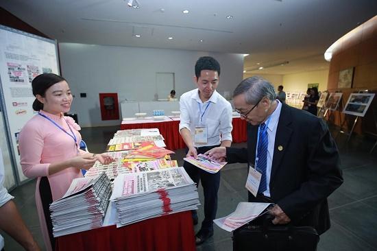 [Chùm ảnh] Các đại biểu tham dự Đại hội Đại biểu toàn quốc Hội Luật gia Việt Nam lần thứ XIII - Ảnh 7