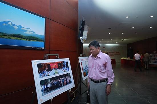 [Chùm ảnh] Các đại biểu tham dự Đại hội Đại biểu toàn quốc Hội Luật gia Việt Nam lần thứ XIII - Ảnh 8