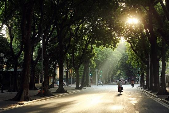 Tin tức dự báo thời tiết mới nhất hôm nay 14/9/2019: Hà Nội nắng nóng 35 độ C ngày cuối tuần - Ảnh 1
